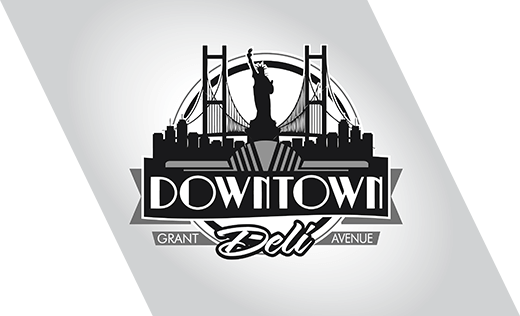 Downtown Deli Logo