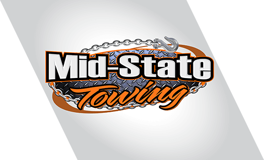 Mid-State Towing Logo