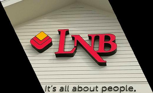 LNB Sign